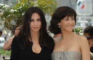 Monica Bellucci et Sophie Marceau : un magnifique duo à Cannes !