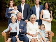 Louis de Cambridge trop cute, cerise sur le gâteau des 70 ans du prince Charles