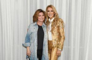 Céline Dion : Après la polémique, échange de mots doux avec Shania Twain