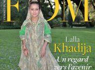 Lalla Khadija du Maroc: À 11 ans, la princesse éblouit en couverture de magazine