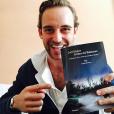 """Joël Dicker, auteur de """"La vérité sur l'affaire Harry Queber"""" est un jeune homme particulièrement séduisant."""