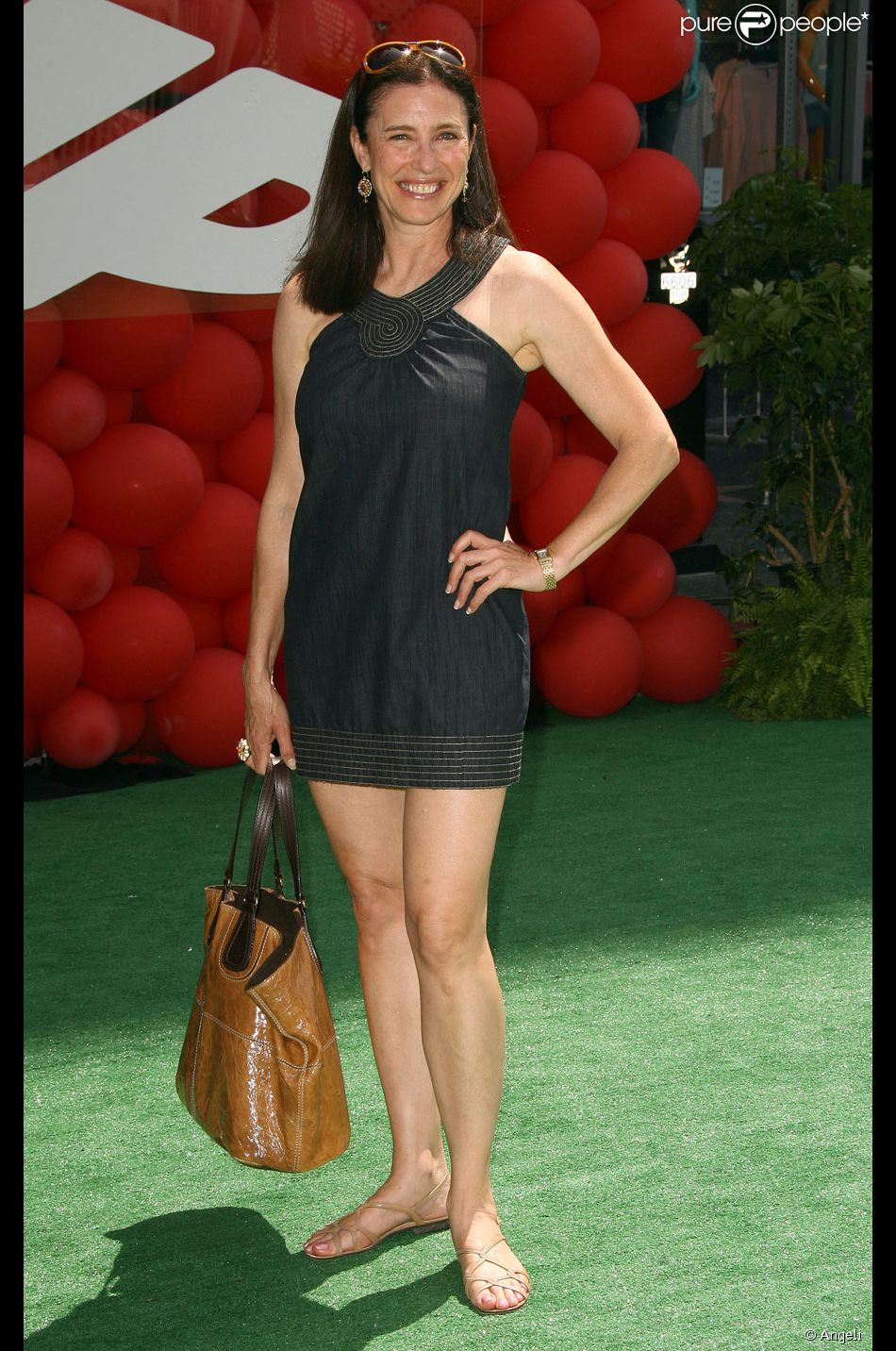 Mimi Rogers Lors De L Avant Premi 232 Re De Up 224 Hollywood Le