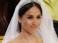 Meghan Markle : La réplique de sa tiare de mariage en vente pour 43 euros