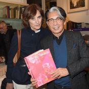 Inès de la Fressange, Pierre Richard... Rendez-vous avec Kenzo Takada