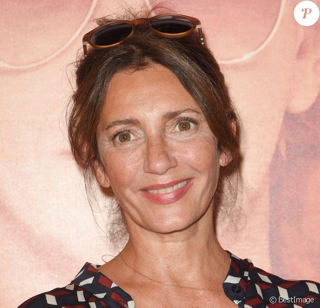 """Valérie Karsenti - Première du film """"Guy"""" au cinéma Gaumont-Opéra à Paris le 28 aout 2018. © Coadic Guirec/Bestimage"""