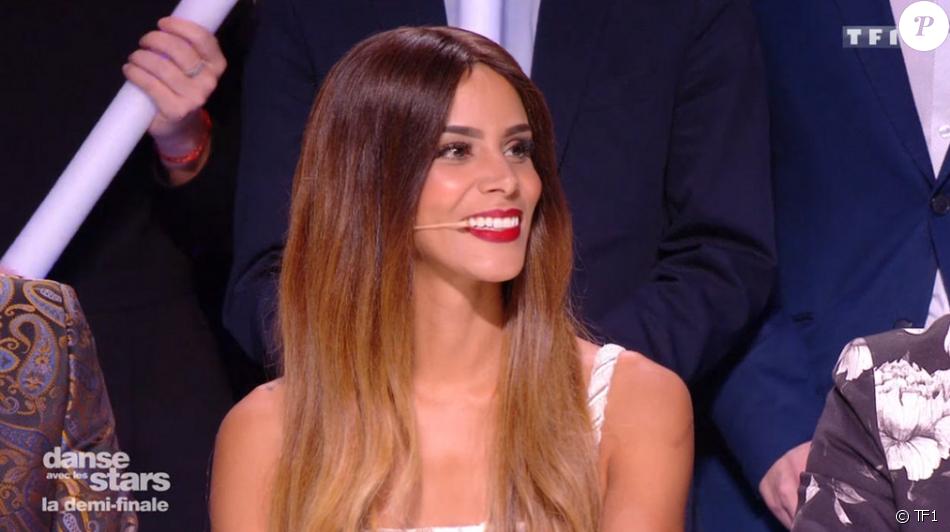 """Shy'm s'est affichée sublime lors de la demi-finale de """"Danse avec les stars 9"""" (TF1) samedi 24 novembre 2018."""