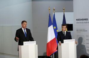 Brigitte et Emmanuel Macron : Visite remarquée au Centre Georges-Pompidou