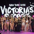 Atmosphere - Défilé Victoria's Secret à New York, le 8 novembre 2018.