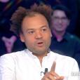Fabrice Eboué dans Les Terriens du samedi le 1er décembre 2018.