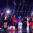 """Les finalistes de """"The Voice Kids 5"""", finale, le 7 décembre 2018, TF1"""