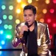 """Ismaël, Talent de Patrick Fiori - Finale de """"The Voice Kids 5"""", 7 décembre 2018, TF1"""
