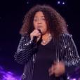 """Madison, Talent d'Amel Bent - finale de """"The Voice Kids 5"""", TF1, 7 décembre 2018"""