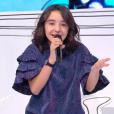 """Inès, Talent de Soprano - finale de """"The Voice Kids 5"""", 7 décembre 2018, TF1"""