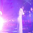 """Amel Bent et son Talent Ermonia - finale de """"The Voice Kids 5"""", TF1, 7 décembre 2018"""