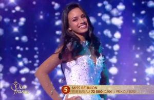 Miss France 2019 : Les 5 finalistes désignées après un défilé sensuel en body