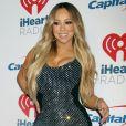 Mariah Carey à la conférence de presse du 2018 iHeartRadio Music Festival à Las Vegas, le 21 septembre 2018 2018.
