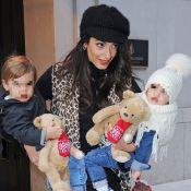 Amal Clooney : Rare sortie avec ses jumeaux trop mignons, qui ont tant grandi