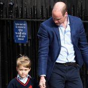 George de Cambridge : L'adorable demande du petit prince à son père William
