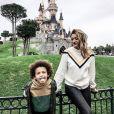 Rachel Legrain-Trapani et son fils Gianni - Instagram, 2018