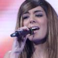 "Sofia Essaïdi dans la ""Star Academy 3"", 2003, sur TF1"