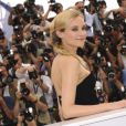Diane Kruger lors du photocall du film  Inglourious Basterds .