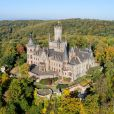 Le château de Marienburg en Allemagne.