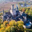 Château de Marienburg en Allemagne.