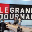 Le Grand Journal  sur Canal +