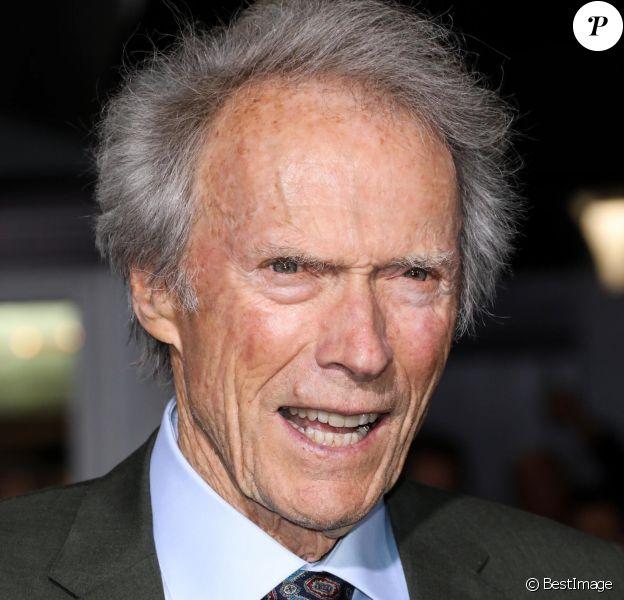 """Clint Eastwood - Photocall lors de la première du film """"The mule"""" (La Mule) au Regency Village Theater à Westwood le 10 décembre 2018."""