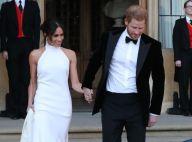 Meghan Markle et Harry : Une nouvelle photo de leur soirée de mariage dévoilée