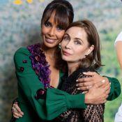 Emmanuelle Beart : Elégante et complice avec Sonia Rolland pour Maïsha Africa