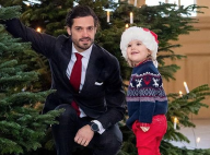 Alexander de Suède : Un petit lutin de 2 ans qui aide à installer Noël au palais