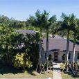 Image de la maison d'Enrique Iglesias et Anna Kournikova, en vente à Miami.