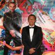 Jean Roch, propriétaire du VIP Room à Cannes, a organisé l'anniversaire de son copain Christian Audigier