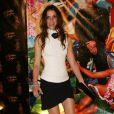 L'actrice Joanna Preiss est venue à l'anniversaire d'Audigier