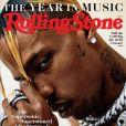 Travis Scott en couverture de Rolling Stone.