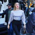 Miley Cyrus à New York City, le 10 décembre 2018.