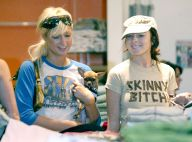 """Paris Hilton en froid avec Lindsay Lohan : """"Je ne lui fais pas confiance"""""""