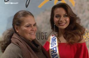 Vaimalama Chaves (Miss France 2019) privée de sa mère pour Noël