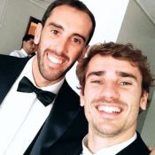 Antoine Griezmann chouchou du mariage de son coéquipier Diego Godin