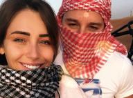 """Florian Thauvin et Charlotte Pirroni amoureux : Baiser et """"délires"""" à Dubaï"""