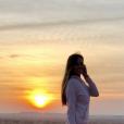 Florian Thauvin et Charlotte Pirroni en vacances à Dubaï. Décembre 2018.