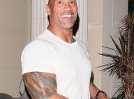 Dwayne Johnson : Papa tout en muscles pour un câlin tendre avec ses fillettes