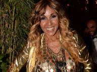 Cathy Guetta stylée au ski, son fils Elvis valide