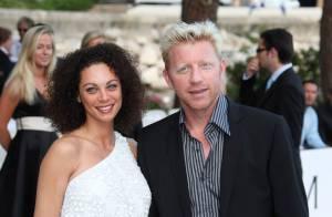 Boris Becker et sa future épouse Sharlely : ultra glamour pour voir les maillots de bain de... Liz Hurley !