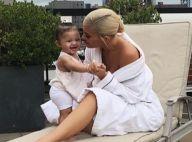 Kylie Jenner et Stormi : La jeune maman dévoile deux portraits sublimes