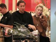 Amber Heard : Eloignée pendant des mois, elle retrouve Vito Schnabel