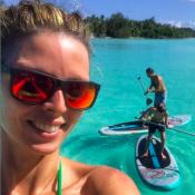Sylvie Tellier maman : Elle affiche sa ligne retrouvée lors d'un yoga sexy
