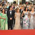 Le jury de cette 62 eme édition du festival de Cannes au complet