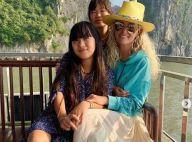 Laeticia Hallyday au Vietnam : Retrouvailles émouvantes avec une vieille amie